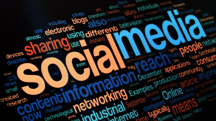 Social Media Motion Background