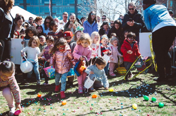 Williamsburg Easter Hunt