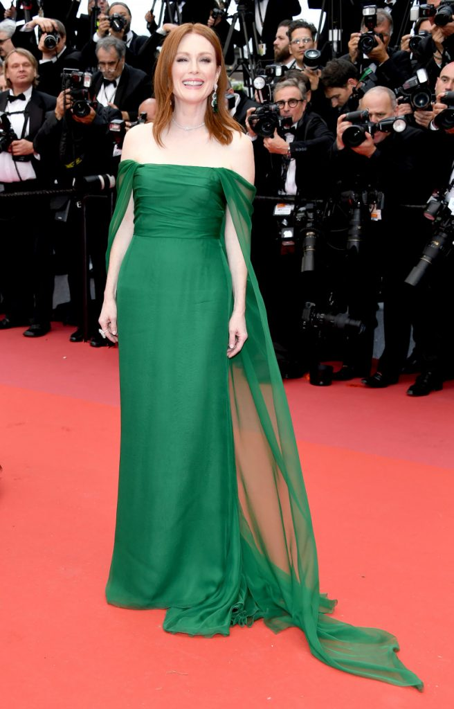 Julianne Moore at the Cannes Film Festival