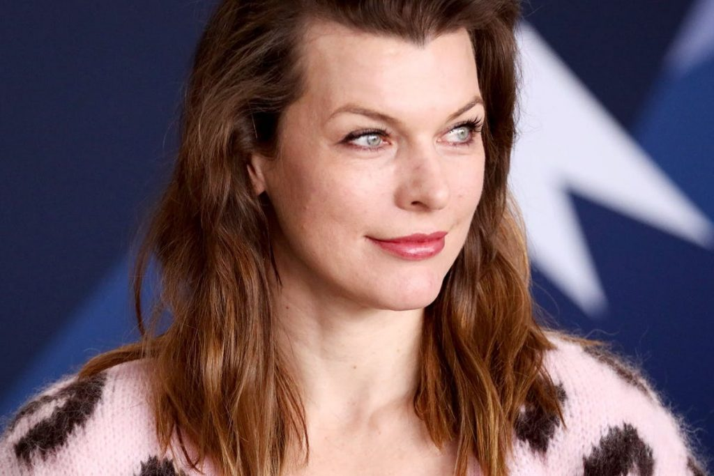 Milla Jovovich shares her abortion story