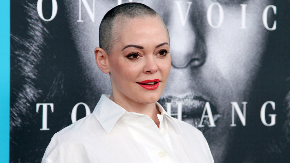 Rose Mcgowan speaks about abortion
