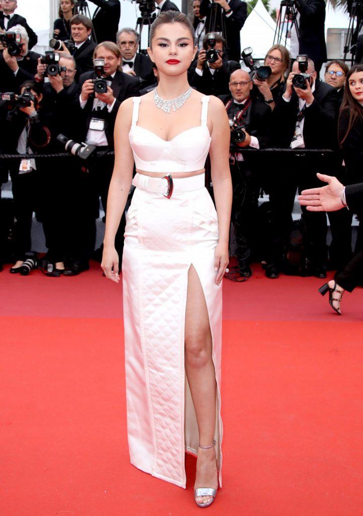 Selena Gomez at the Cannes Film Festival