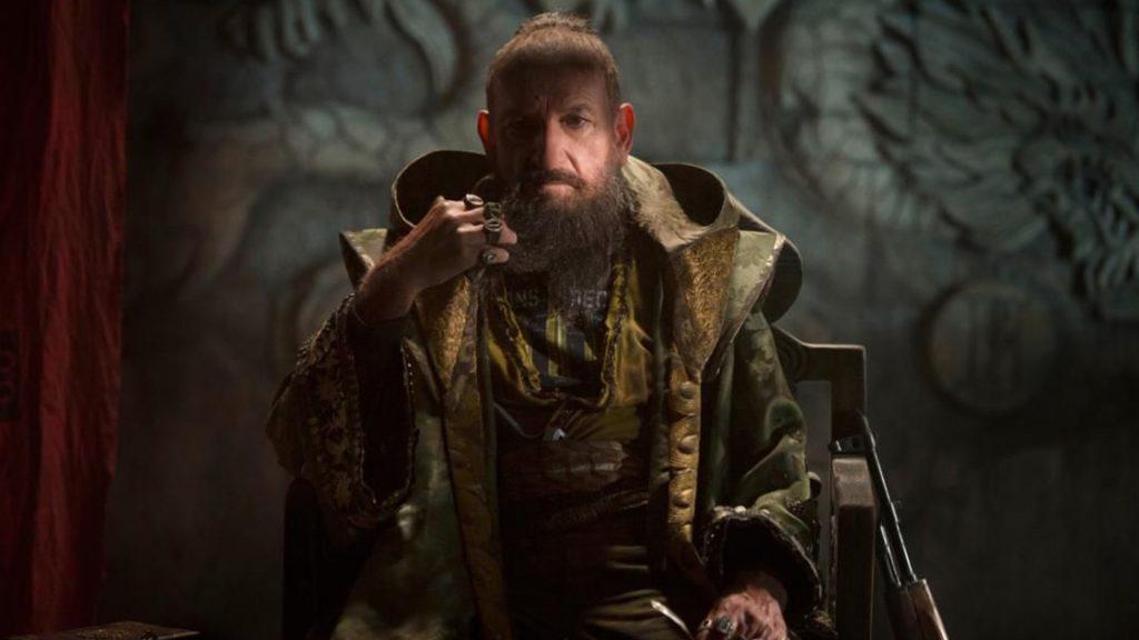 The Real Mandarin villain of marvel cinematic universe