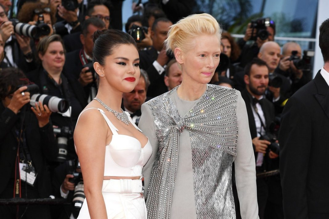 celebrities at the cannes film festival