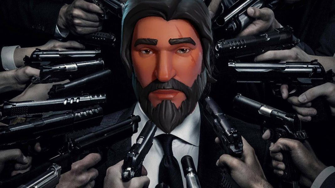 Fortnite may add John wick event