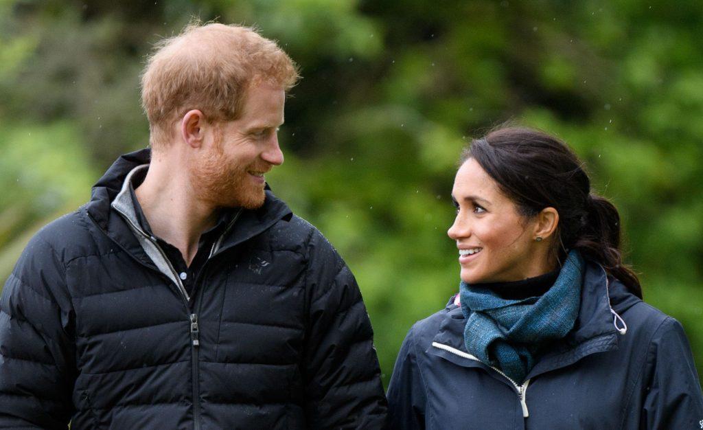 Prince Harry and Meghan Markle. PHOTO: Google