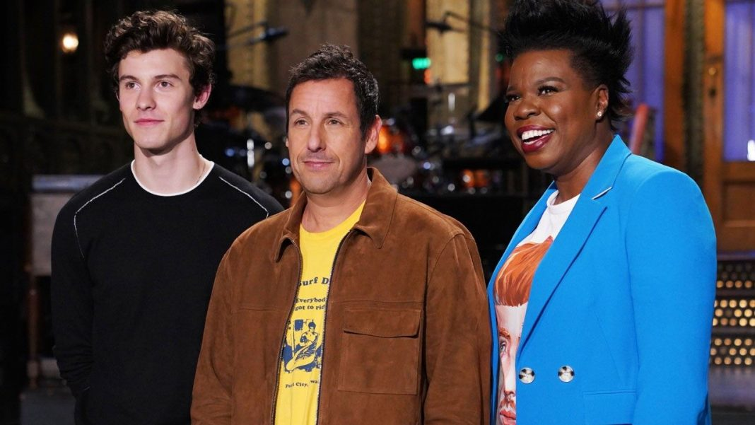 Adam Sandler returns to SNL for first time in 24 years