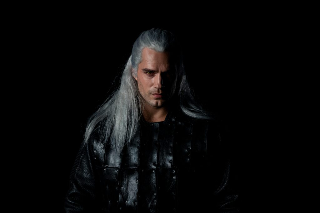 Netflix The Witcher with Henry Cavill