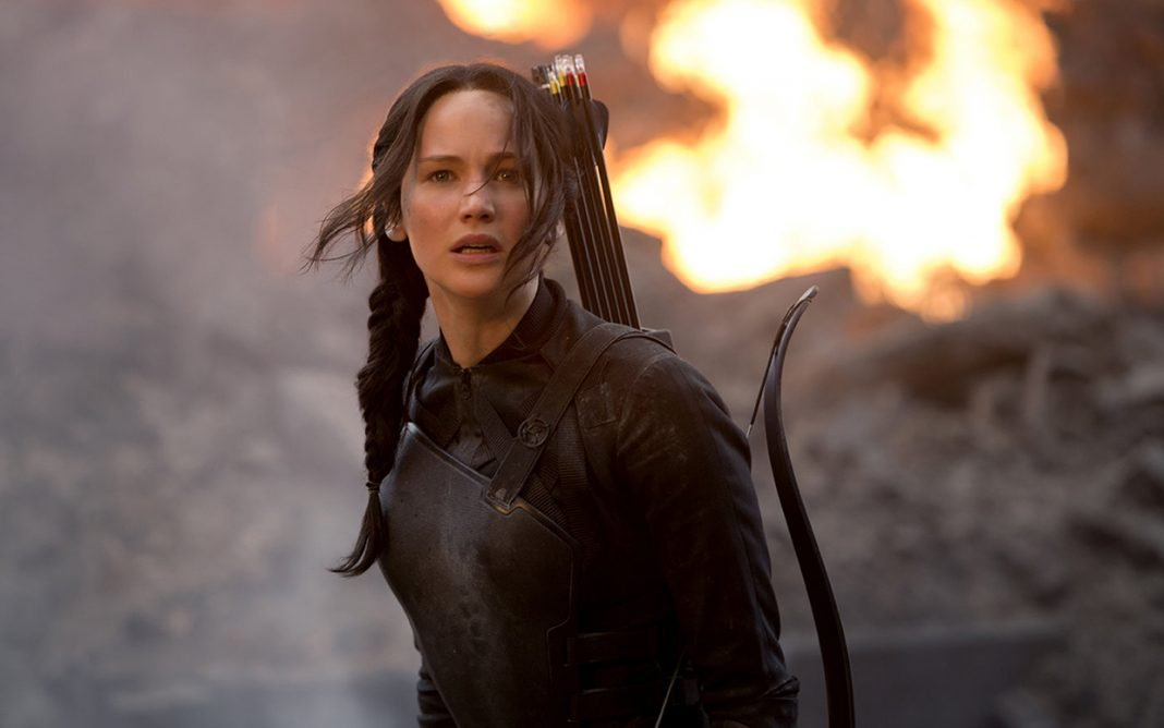 Another Hunger Games book is in the works