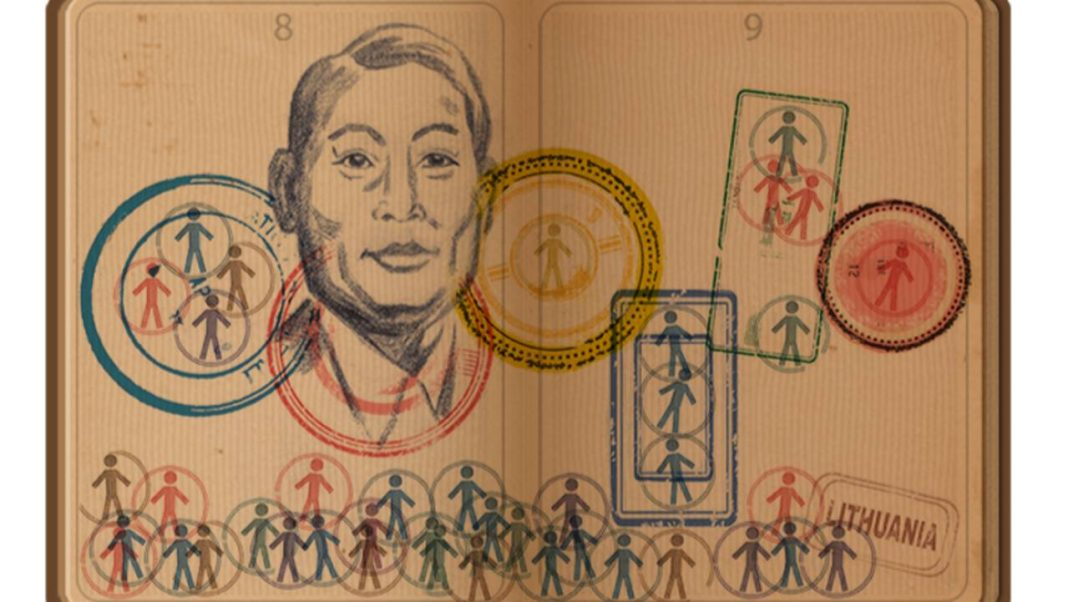 Chiune Sugihara: A Japanese who saved Jewish refugees