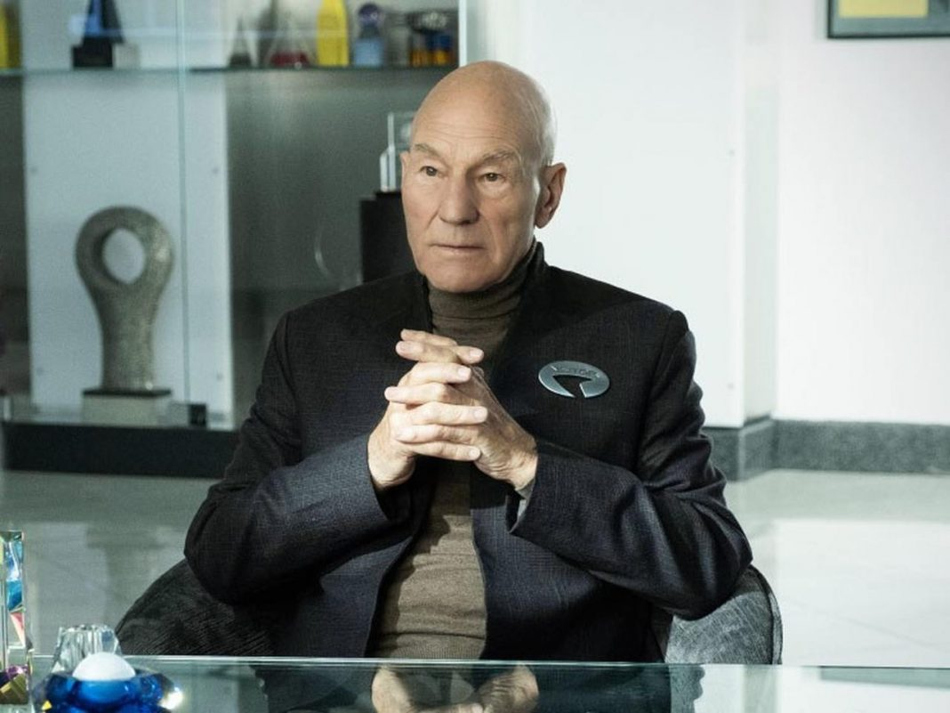 'Star Trek: Picard' new trailer is here featuring Patrick Stewart