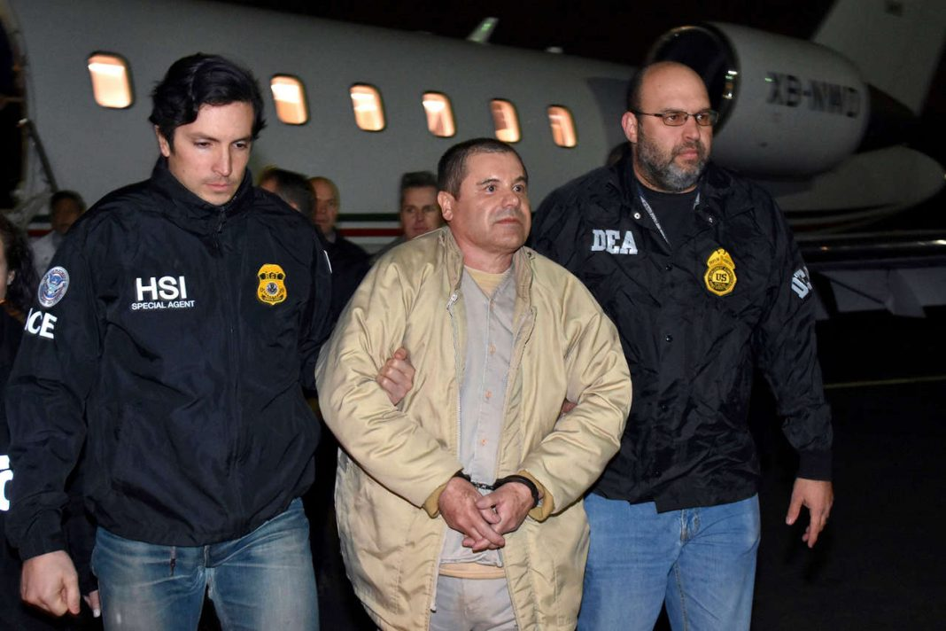 El Chapo sentenced to life in prison to pay $12.6 billion
