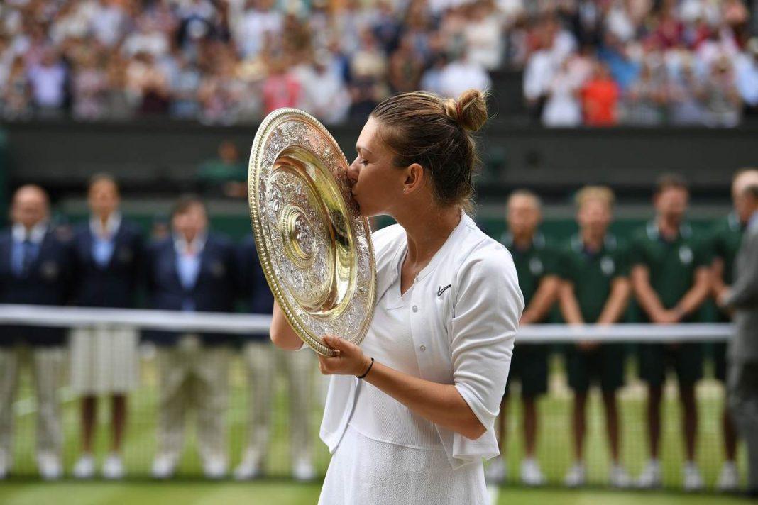 Serena Williams Halep