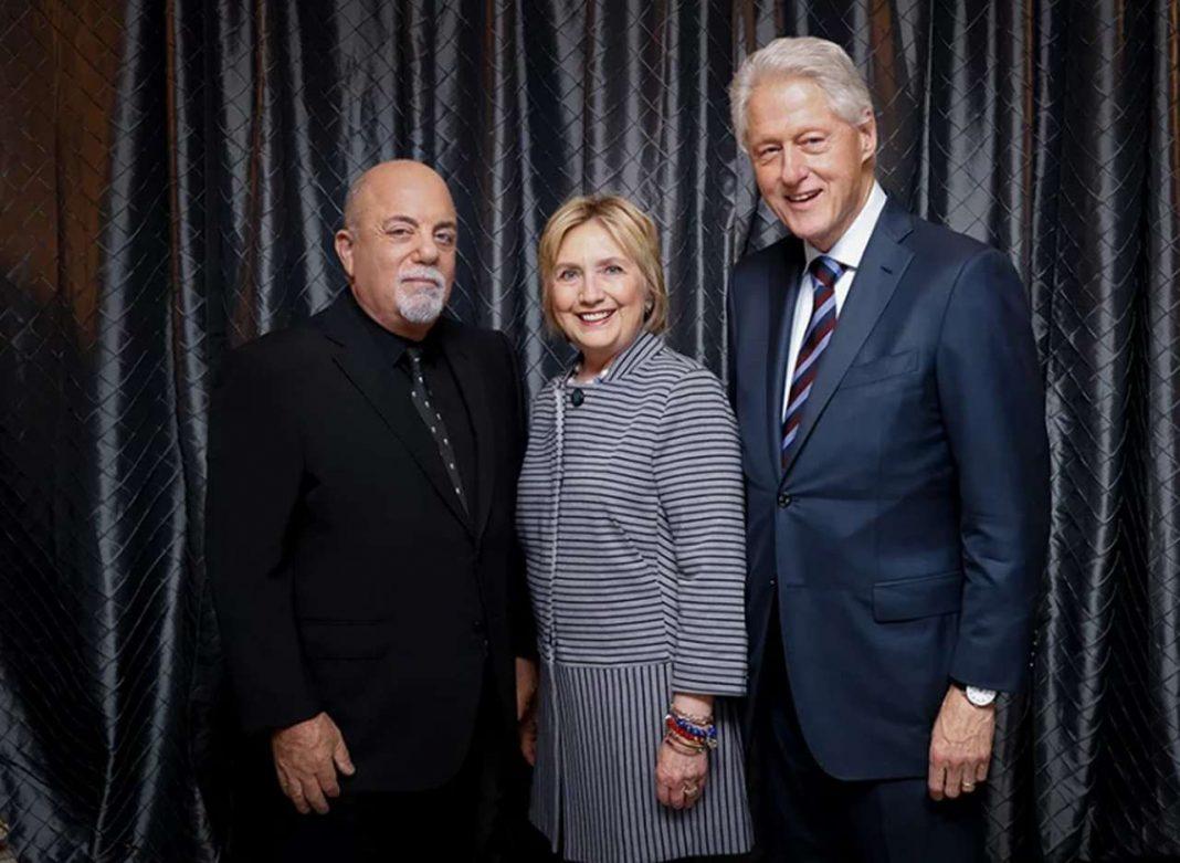 Clinton Billy Joel
