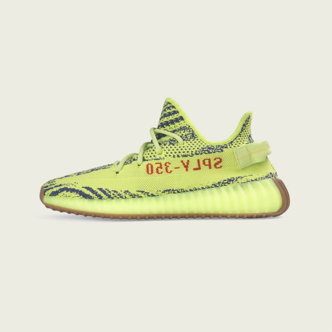 Adidas YEEZY BOOST 350 V2 restock on Yeezy Supply