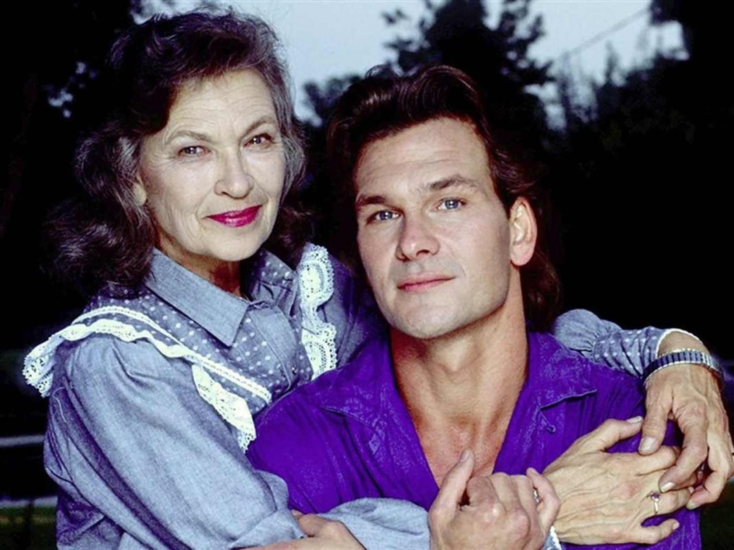 Patrick Swayze of 'Ditry Dancing' was physically abused as a child