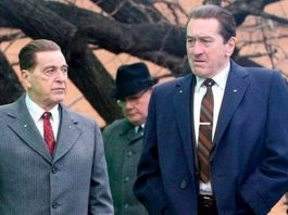 Martin Scorsese's 'The Irishman' first trailer is epic!