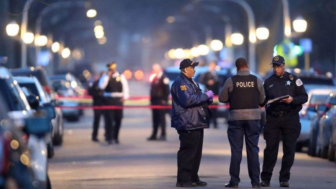 Chicago shooting this weekend: 7 killed and 46 wounded