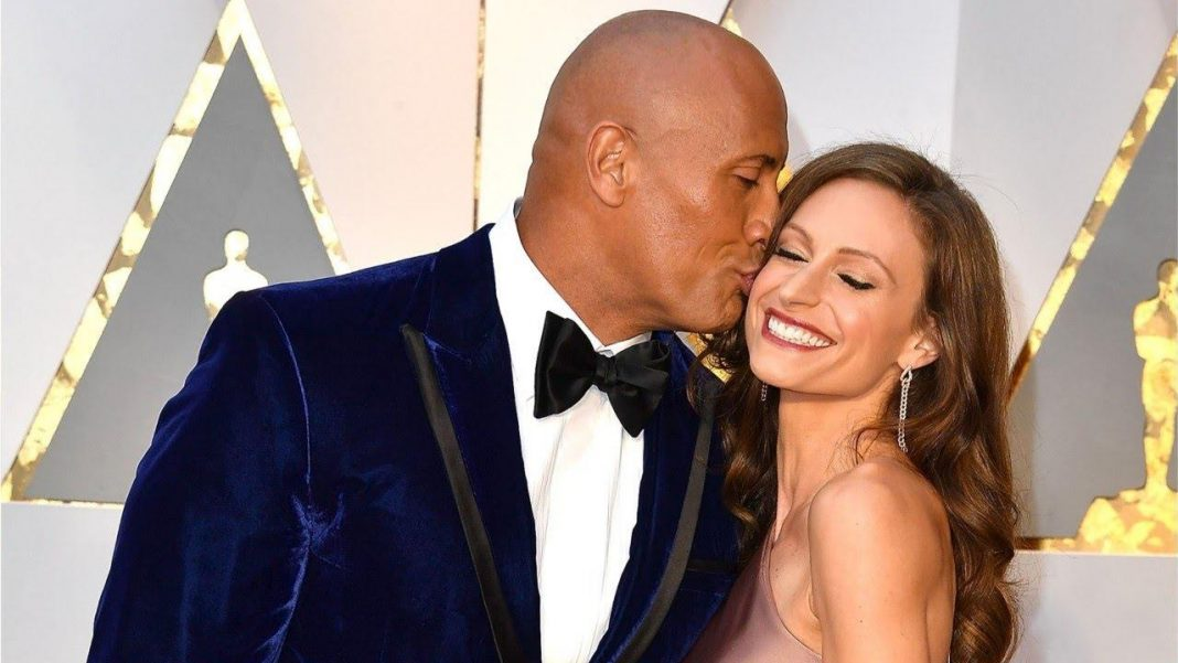 Lauren Hashian and Dwayne 'The Rock' Johnson are married!