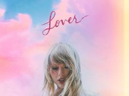 Taylor Swift released 'Lover' from new album