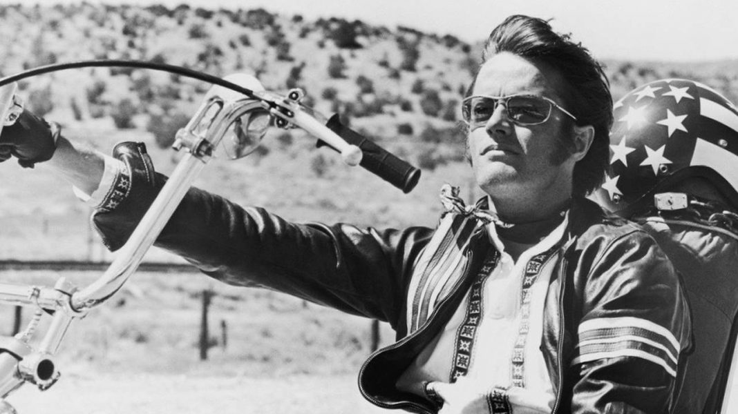 Peter Fonda, Actor from 'Easy Rider' dies at 79
